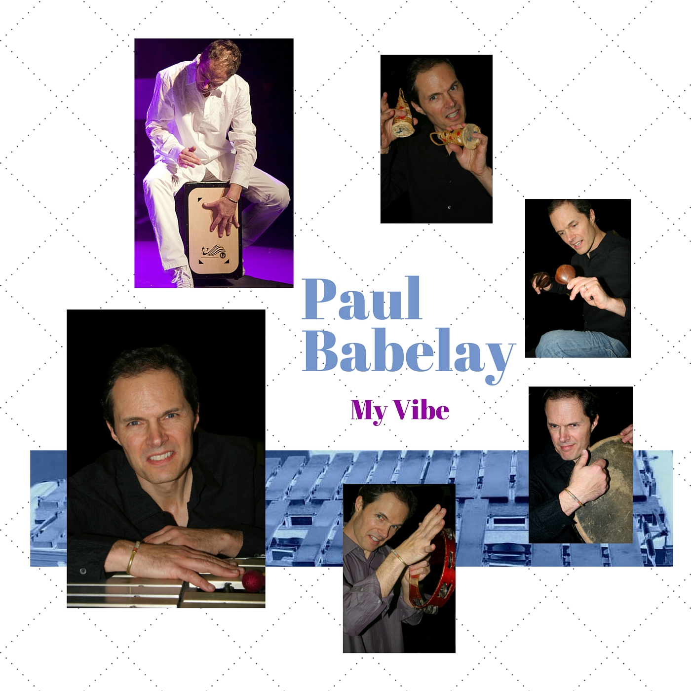 Paul Babelay cd cover